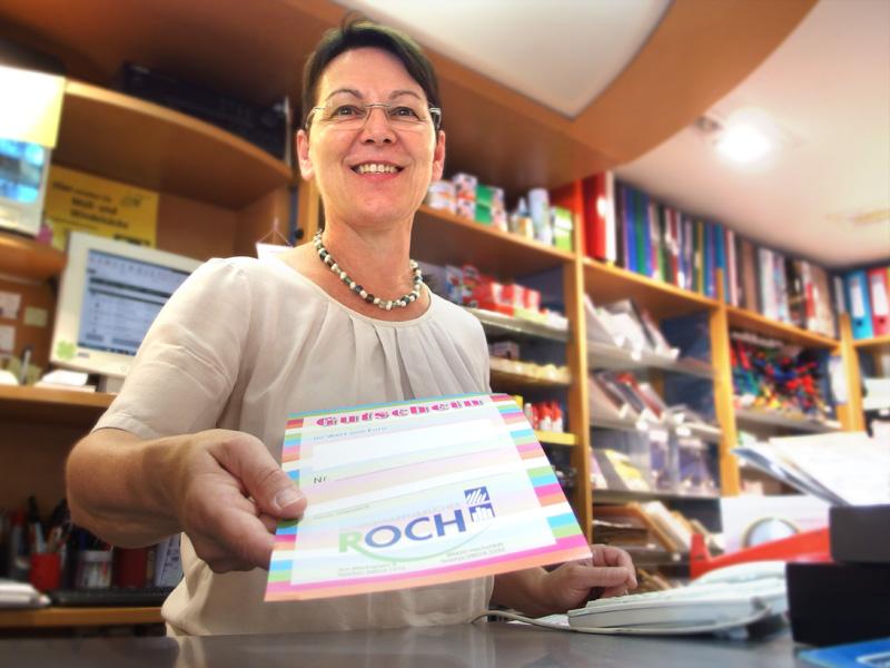 Schreibwaren & Bücher Roch – Das Team